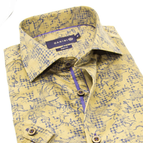 Short Sleeve modern fit Shirt