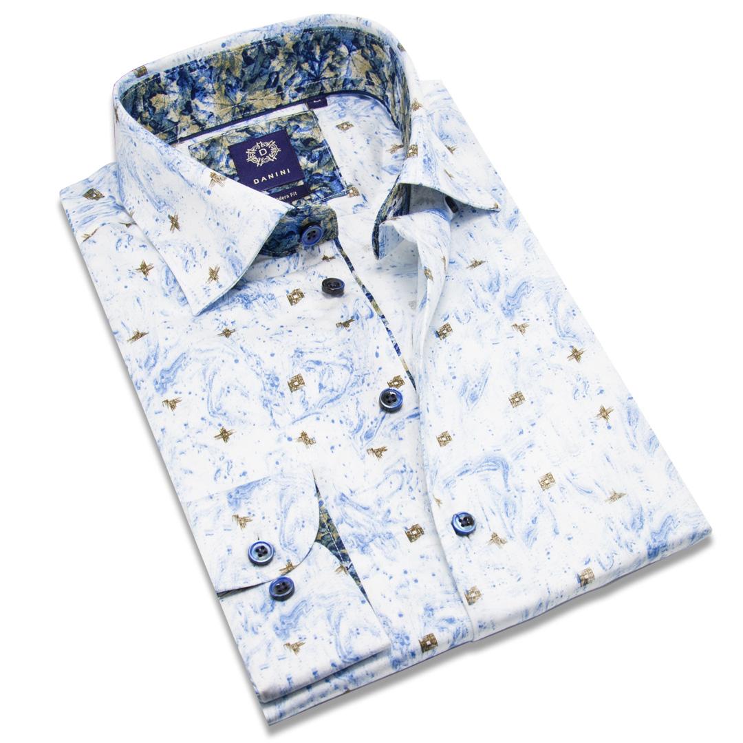 White Sport Shirt