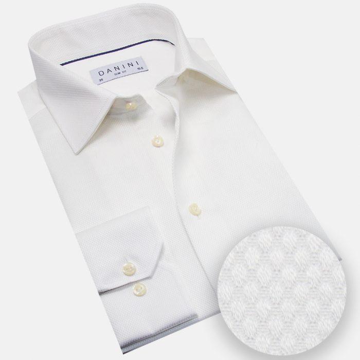 Long sleeved white shirt