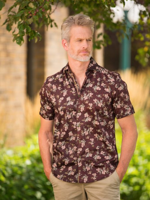 Short Sleeve Modern Fit Shirt Ontario