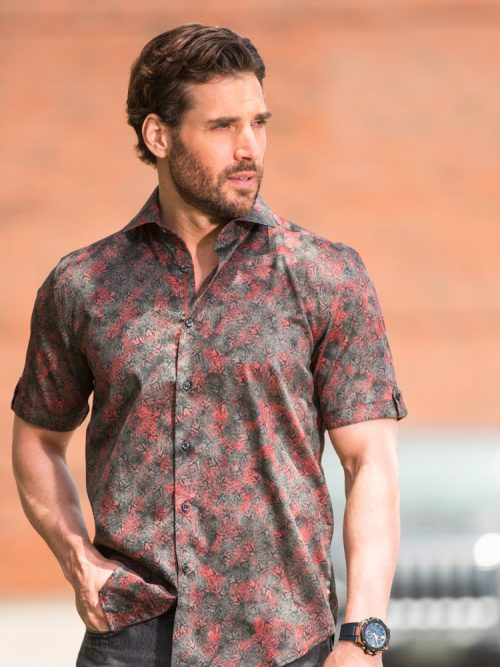 Short Sleeve Modern Fit Shirt Toronto