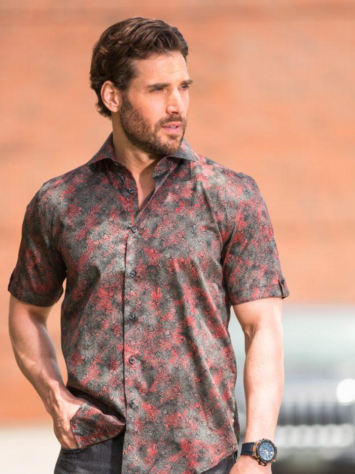 Short Sleeve Modern Fit Shirt Toronto