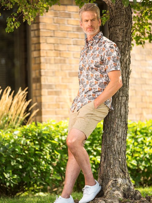 Short Sleeve Shirt Ontario