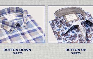 button-up button-down shirt