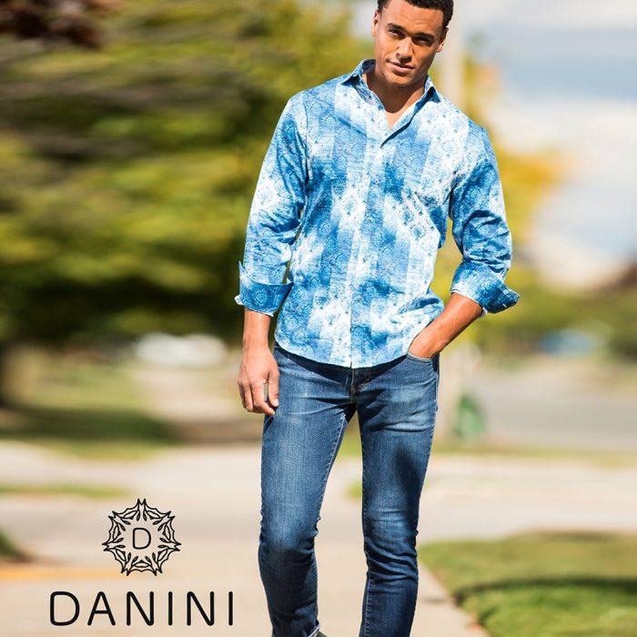 Designer Long Sleeve Collar Shirt