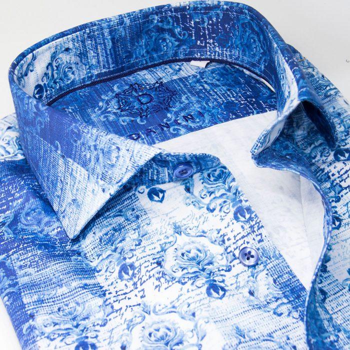Trendy Blue Color Shirt