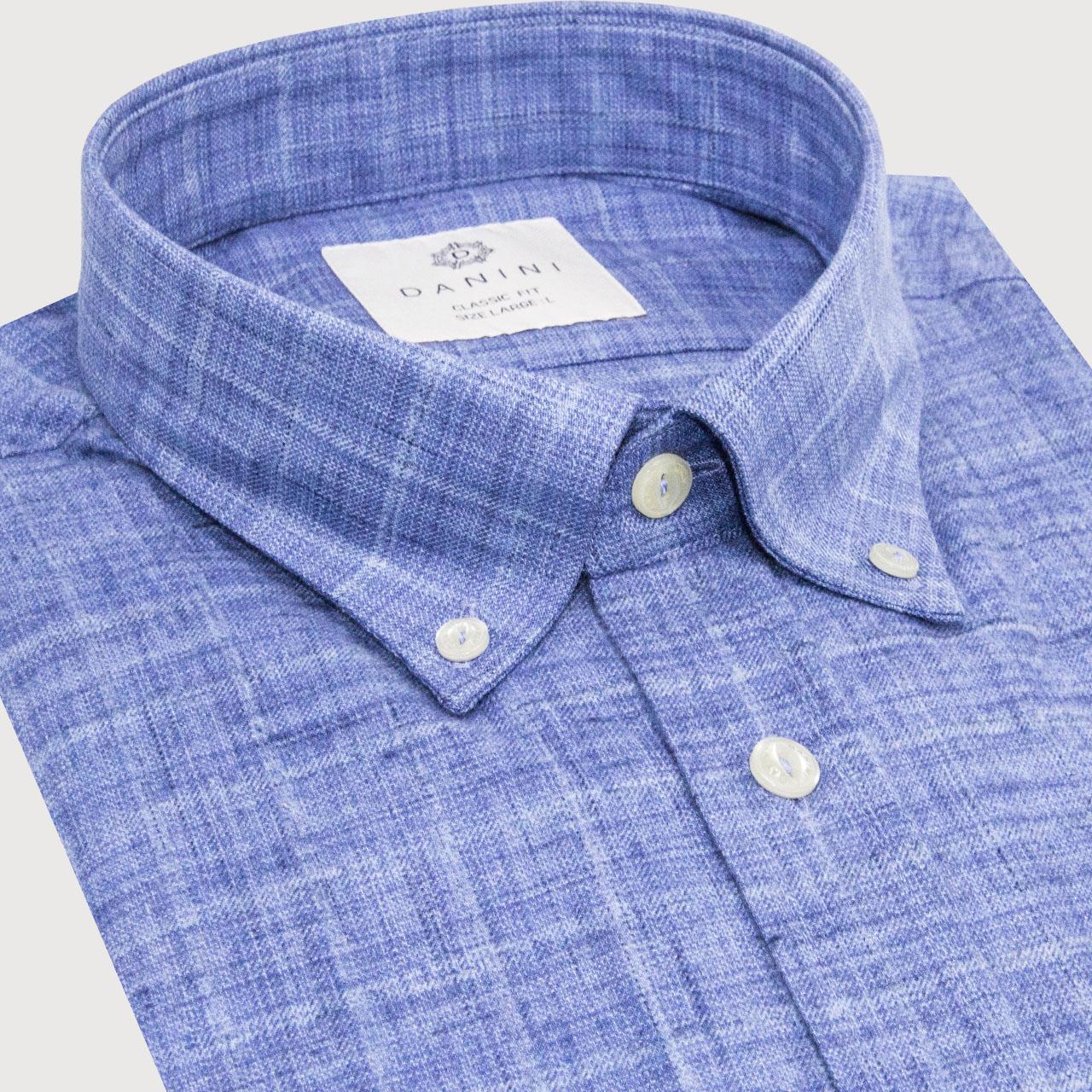 Button Down Collar Shirt