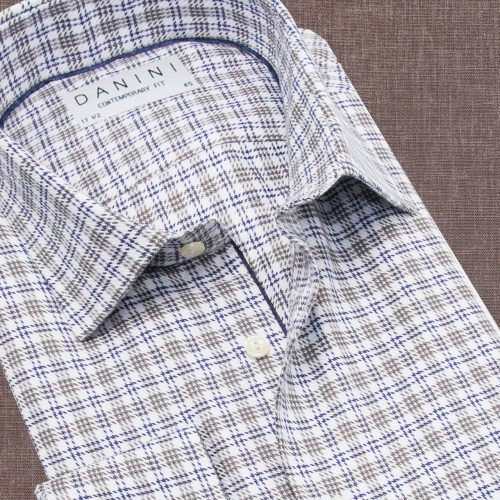 Gentle Check Shirt