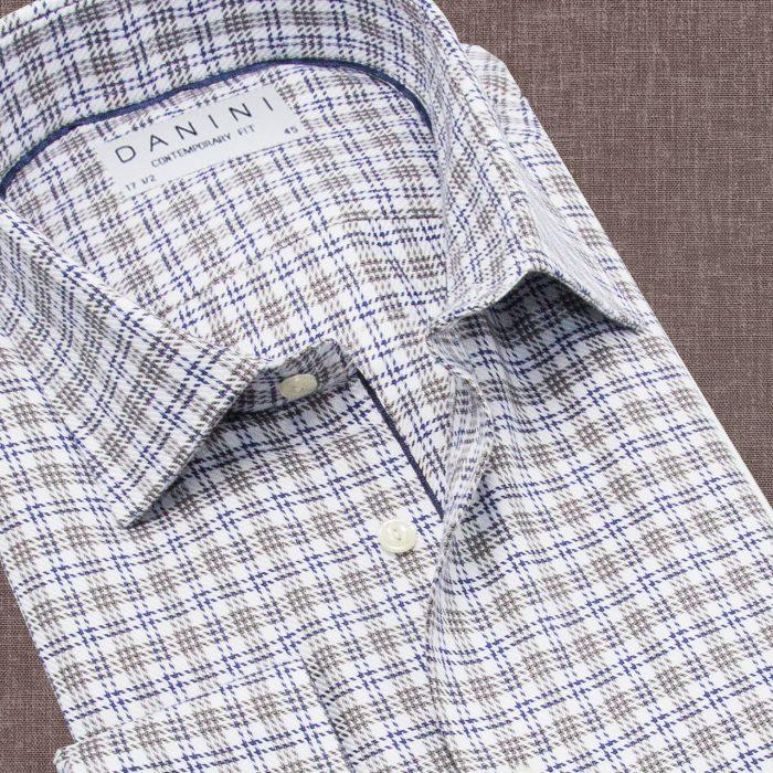 Gentle Check Shirt