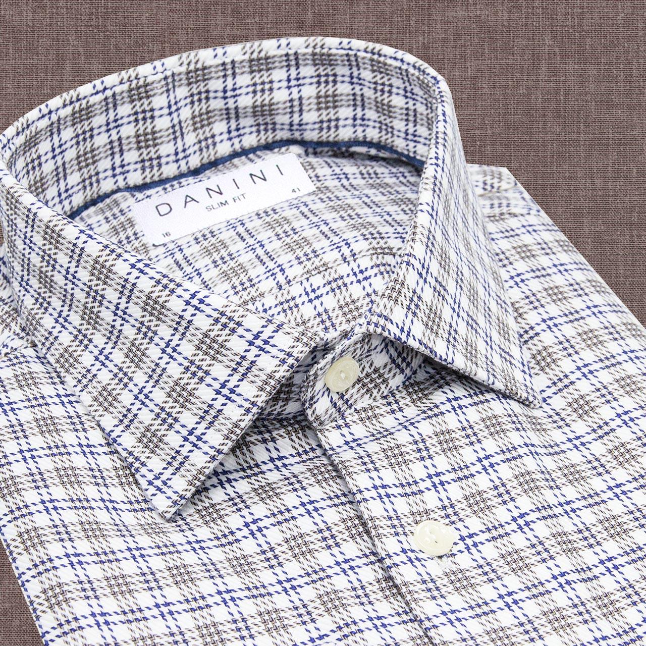 Light Color Collar Shirt