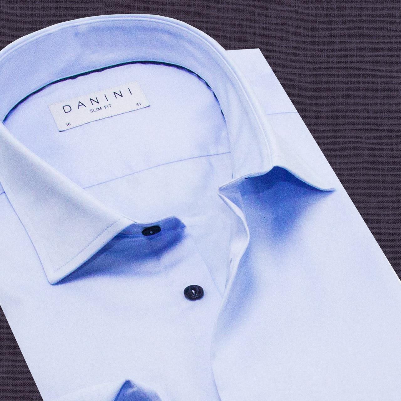 Gentle Light Blue Shirt