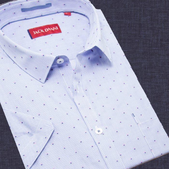 Designer Short Sleeve Color Shirt