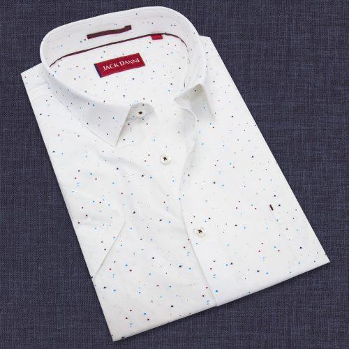 White Trendy Shirt