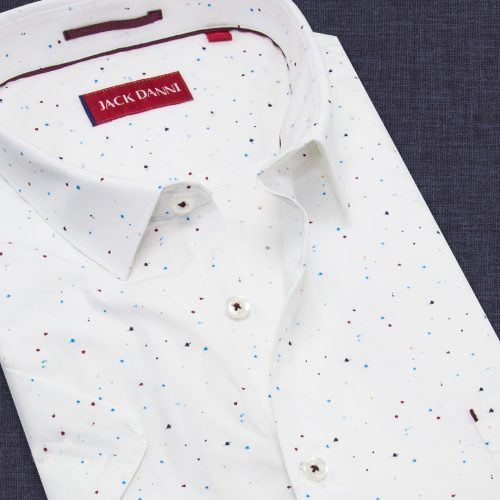 White Designer Shirt