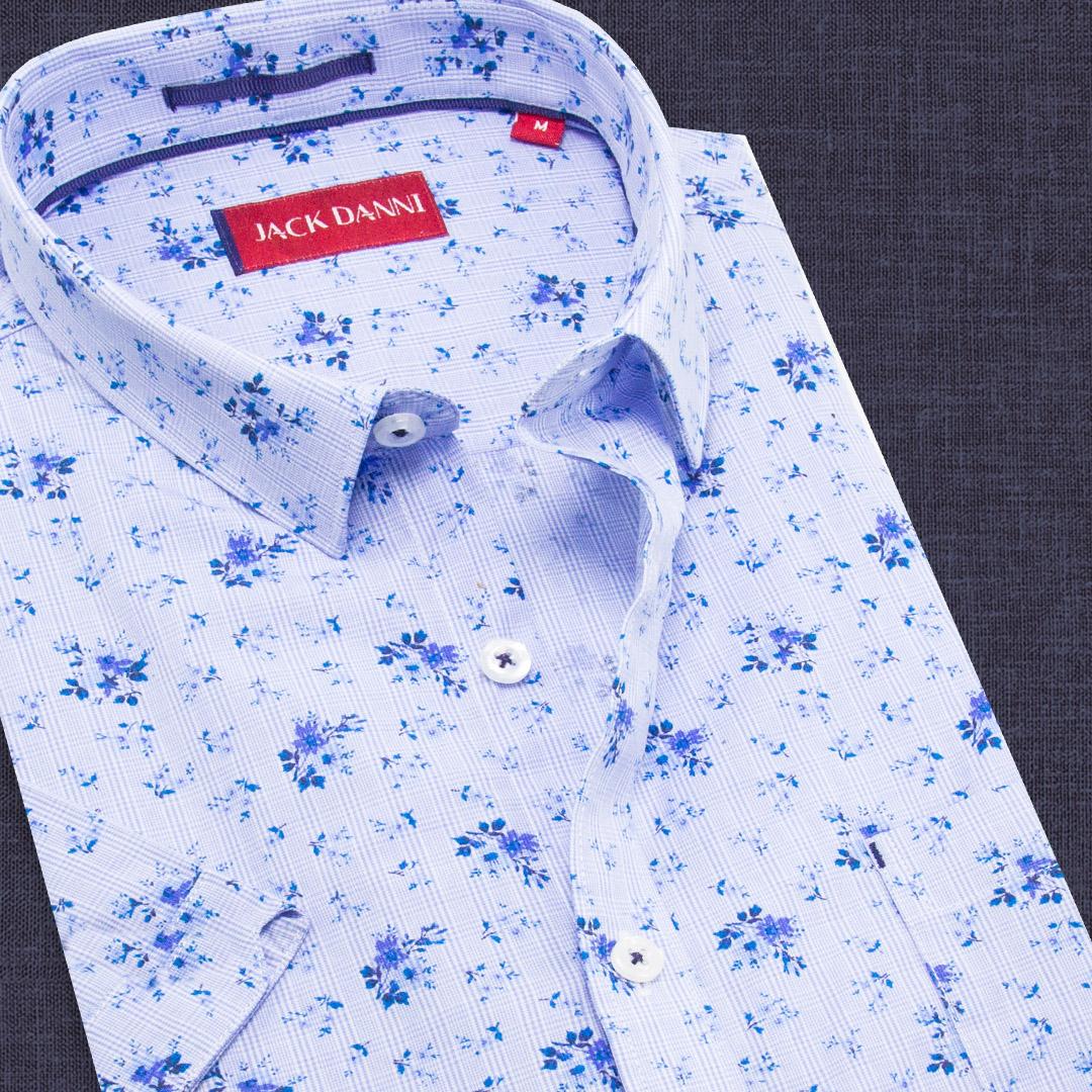 Men's Designer Shirt, Collar Shirt
