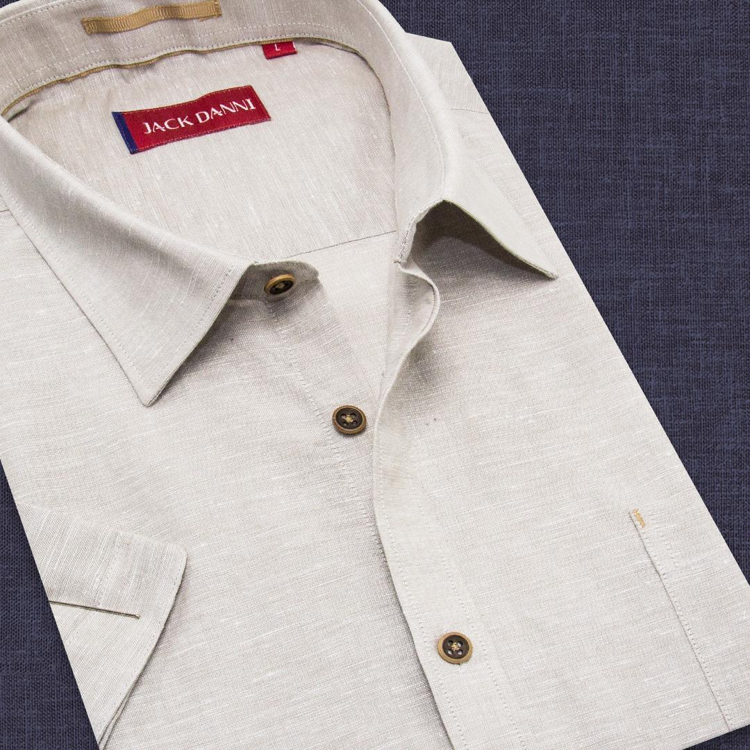 Plain Short Sleeve Shirt