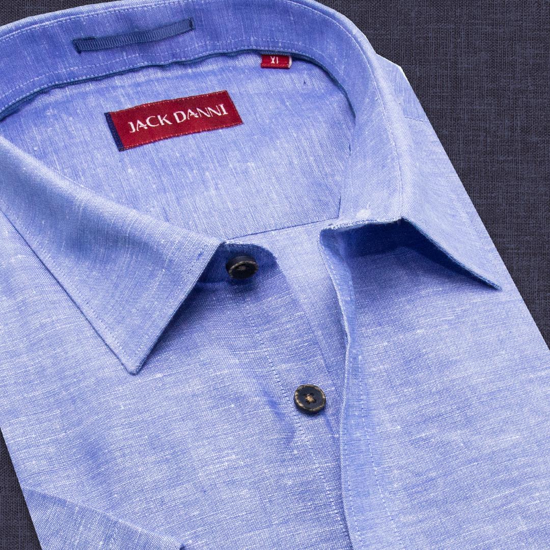 Men's Blue Shirt Canada