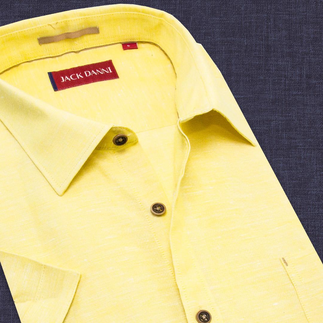 Men's yellow Shirt Canada
