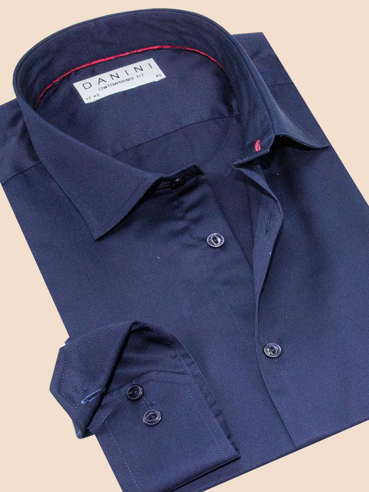 Blue Men's Wear Toronto, Collar Shirt