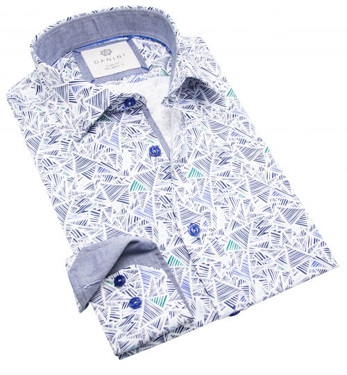 Printed Men's Shirt - Canada's Best Shirts - Danini