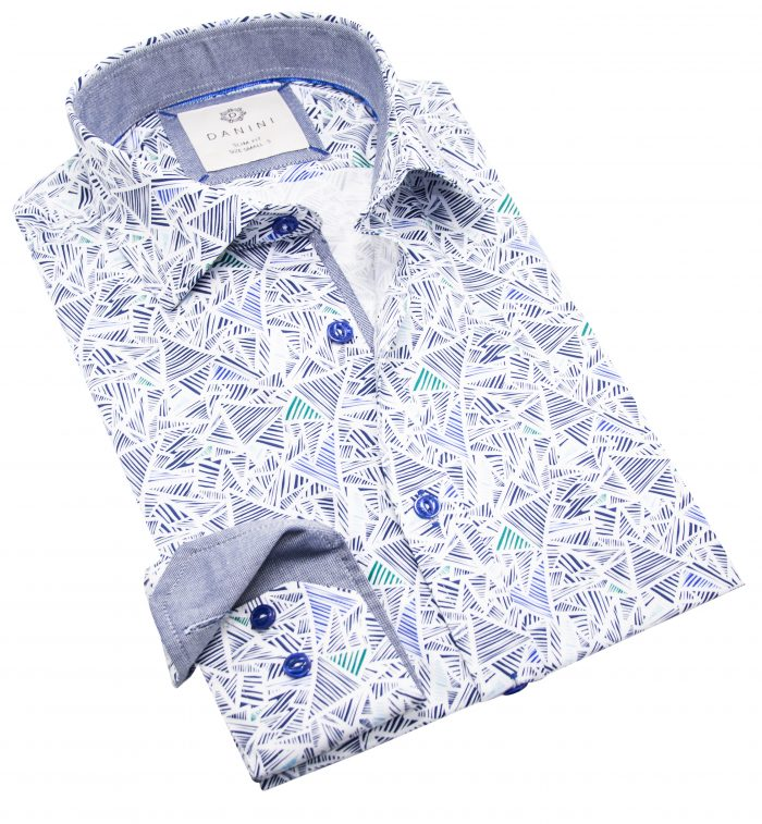 Printed Men's Shirt - Canada's Best Shirts - Danini