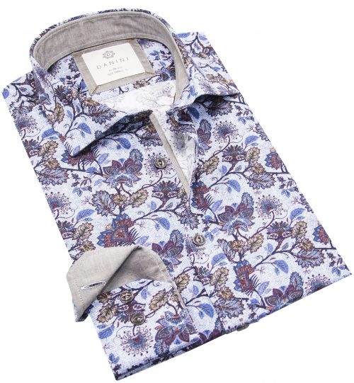 Men's Printed Shirt - Best Printed Shirts Canada - Danini