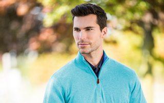 Men's Quarter Sweater Toronto, Sweater Canada