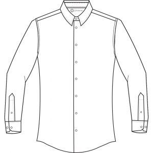 Sample Shirt - Contemporary Fit - Danini