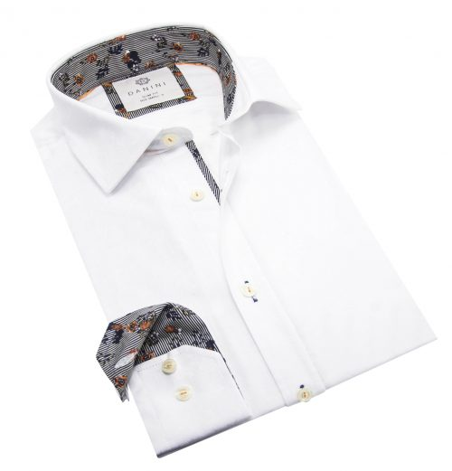 White Collar Shirt- Men's Best Shirts Toronto