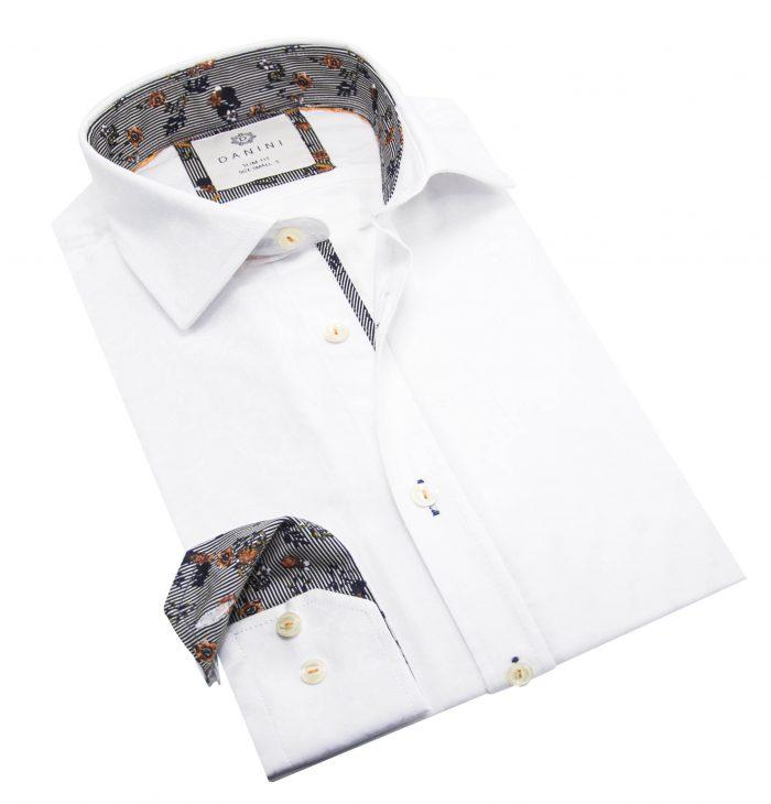 White Collar Shirt- Men's Best Shirts Toronto
