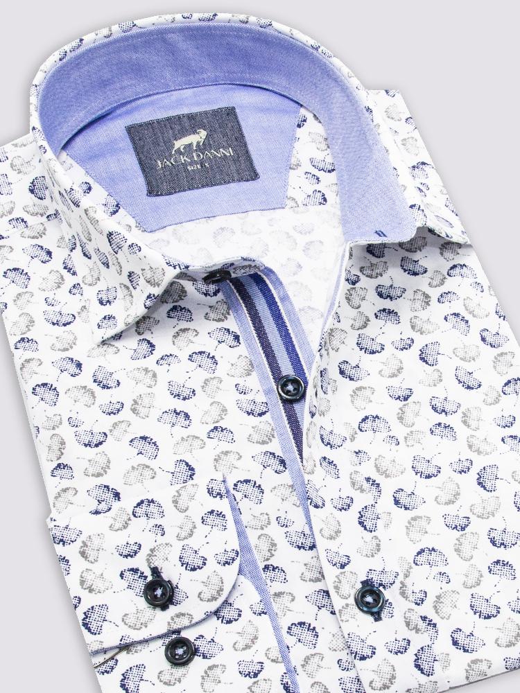 White Designer Shirts