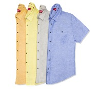 Short Sleeve Shirt, Summer Shirt Canada